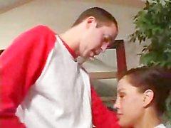 Джонни трахает свою Teacher :)