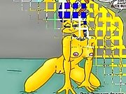 Simpsons Hentai порнуха