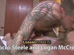 Rocco Steele und Logan McCree in Las Vegas
