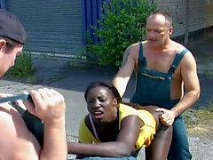 Piss: Die piss Marie - Scene 01