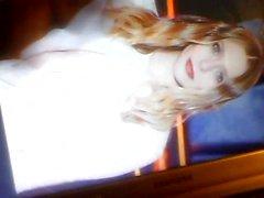 My Silent Ebano Eiaculazione Omaggio per Elizabeth Olsen