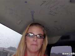 Today's Bang Bus update is all about cute amateur girl