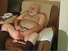 дедушка сперма на камеру
