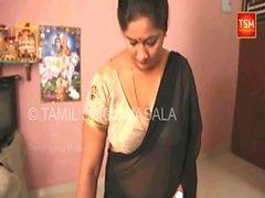 Südindischen Mallu Dieners Liebesfilm mit Vermietete Batchelor
