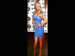 Blonde пупсик Николь Коко Остина слайд-шоу горячие картин