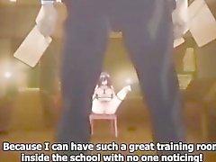 Заставляя Hentai Деву