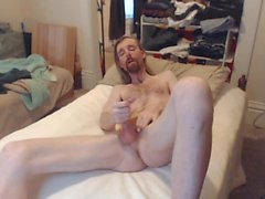 Solo Multiple Orgasm Guy