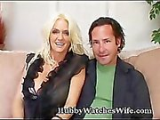 Leckere Wifey knallte JUNGER Bolzen