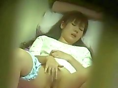 Japanese Hidden Masturbation Squirt 2 (The Debate)