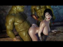 Hardcore-3D-Hentai-Secret-Of-Beauty-Orc-Ritual-(Uncensored)-HD-720p