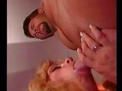Одним из сексуальное великих людей Dyanna Лорен получит хрена дикой с одним парнем