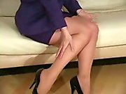 Nina Hartley Nylons fun D10