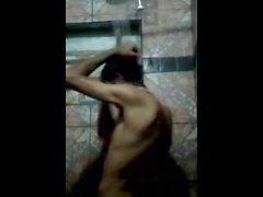 0001. Meine Dusche im Badezimmer - März 2015