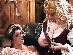 Tracy Adams Mike Horner, John Leslie bei klassische Sex -Clip