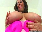 Britisch Mütter Lulus bildet Montag im Büro mehr Spaß