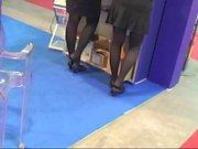 Shoeplay Hostessen Messe Doppelzimmer