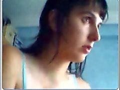Asli webcamda sevgilisine all'ACIO
