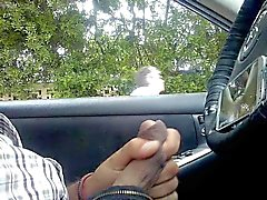dickflah two grannies in my car