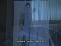 THE DIARY OF BELOVED WIFE & n dash_ SAUCEPOT (2006) - Masturbating Scene