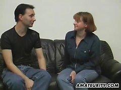 Mature baise hardcore babe grassouillet