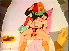 Retro Porno Fairytail