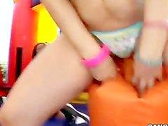 Stuffing Two Giant Asses W Ashli Orion & Jayden Starr