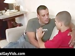 Latino stud gets his tight gay part4