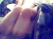 Hetero Kerle die Füße auf Webcam # 173