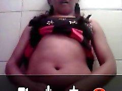 sexy brazilian girl me tutta mostra sulla di webcam nel