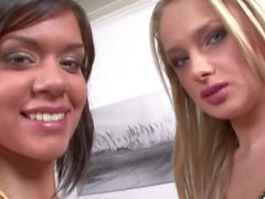 Exclusive - Mila Evil and Ivana Sugar