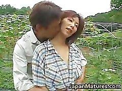 Chisato Shouda ausgereifte Asian Luder Teil 3