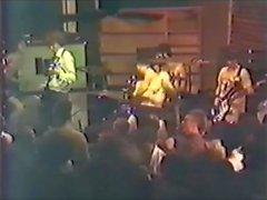 Henry orgasme op het podium Rock and Roll Erotic kampioen!