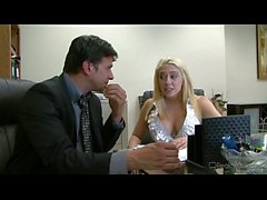 Kagney Linn Karter Office-Sex