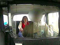 Gefälschte Taxi driver !
