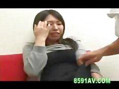 Jap Amateur Massage Machine Test