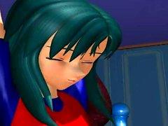 Umemaro 3D Twin Succubus 3D censored scene 3