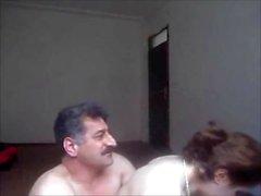 Povo árabe ou turco fodido garota fofa