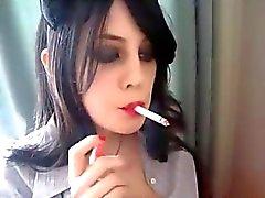 mignonne fumer