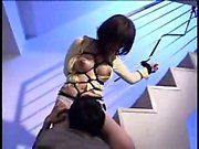 Stacked Japanese hottie exchanging oral pleasures with her