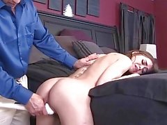 Riley Reid - Discipline de papa