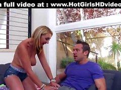 Große Titten Blondine gefickt hart - hotgirlshdvideos