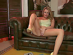 Penny Lee pantyhosed4u threatening-threatening solo,fearsome blond,fearsome nylon,menacing heels,fearsome hose,fearsome softcore,menacing british,fearsome messy talk