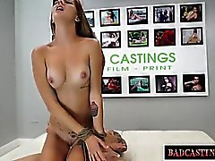 Teen Krista Takes It All In A valurauta