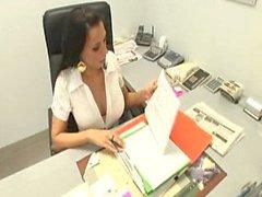 Horsemouth Rachel Yıldız bazı ofis horoz alır