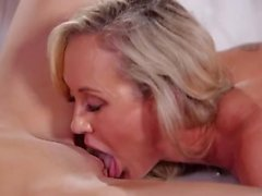 Brandi Love, Elsa Jean, Fuck After Homework