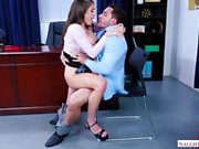 Ashly Anderson, Peter Green Naughty Office