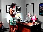 Bagnata Models T Magliette sculacciato - Scena 3