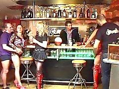 Den tyska Swinger klubb Emanuelle
