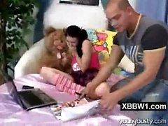 Weird Bodacious BBW Porno Hardcore