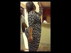 Danza árabe atractiva